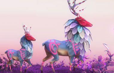 deer the universim