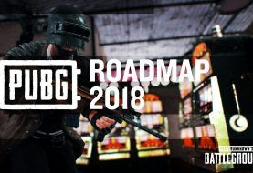 Playerunknown's Battlegrounds nos trae su roadmap para 2018