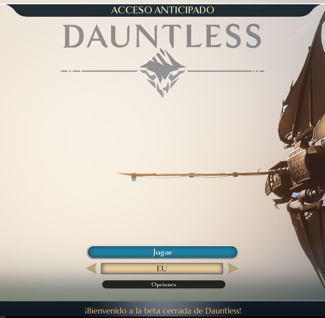 dauntless-en-espanol