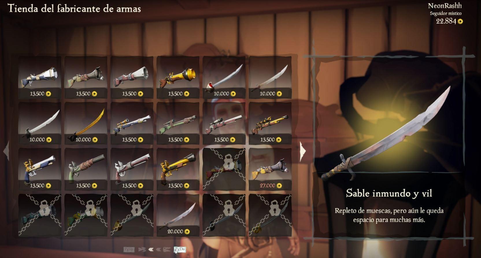 tienda armas 1