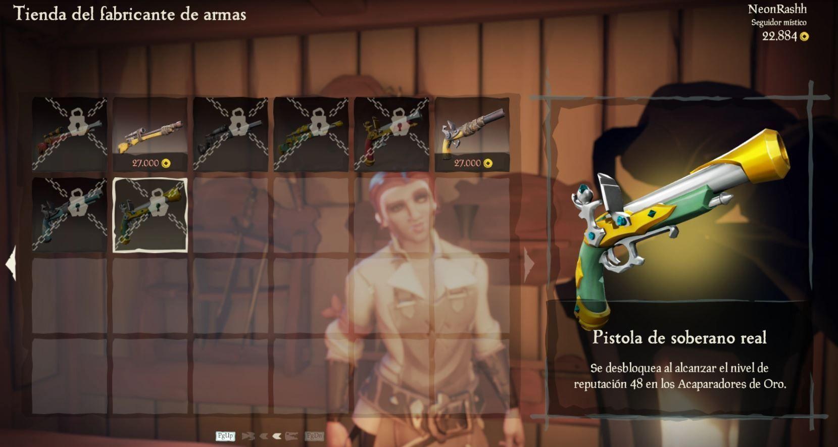 tienda armas 2