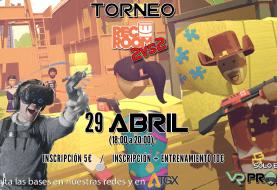 Torneo Rec Room 2vs2 VR Project