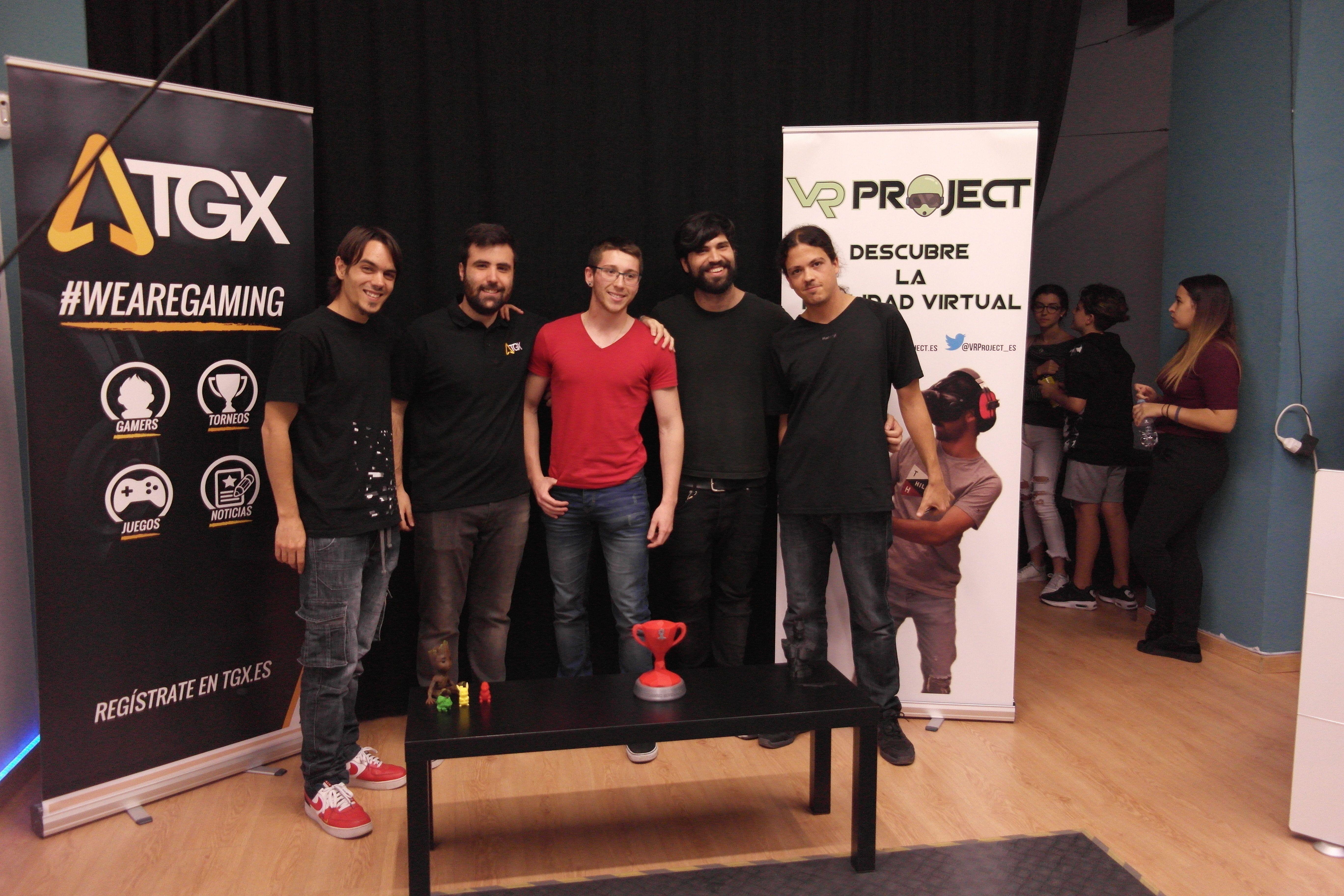 I Torneo Superhot VR