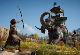 Assassins Creed Origins introduce en una actualización el Panel de Control del Animus