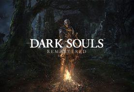 Podemos ver el Dark Souls Remastered en un vídeo de PlayStation 4 Pro