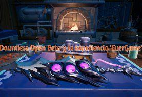Dauntless Open Beta, una gran actualización y la experiencia 'EverGame'