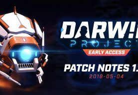 Darwin Project: Notas del parche 1.10