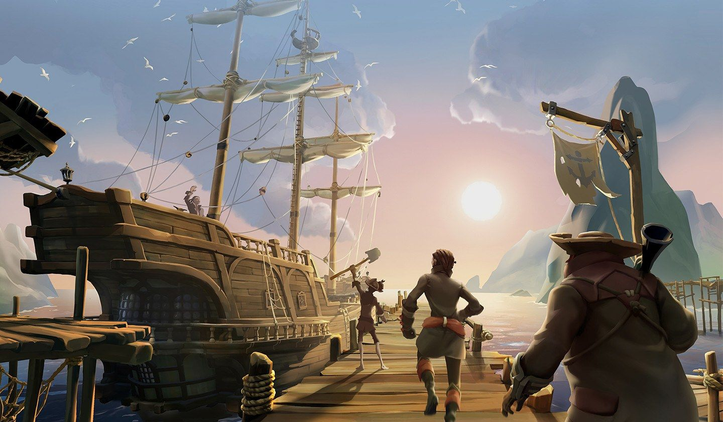 Sea of Thieves 1.0.7