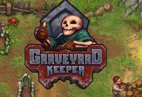 Graveyard Keeper el curioso gestor de cementerios