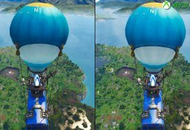 Comparativa de Fortnite en Nintendo Switch vs Xbox One