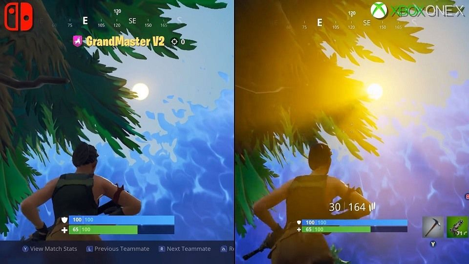 comparativa-iluminacion-fortnite-nintendo-swithc-vs-xbox-one