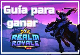 Guía Realm Royale: consejos y trucos para ganar