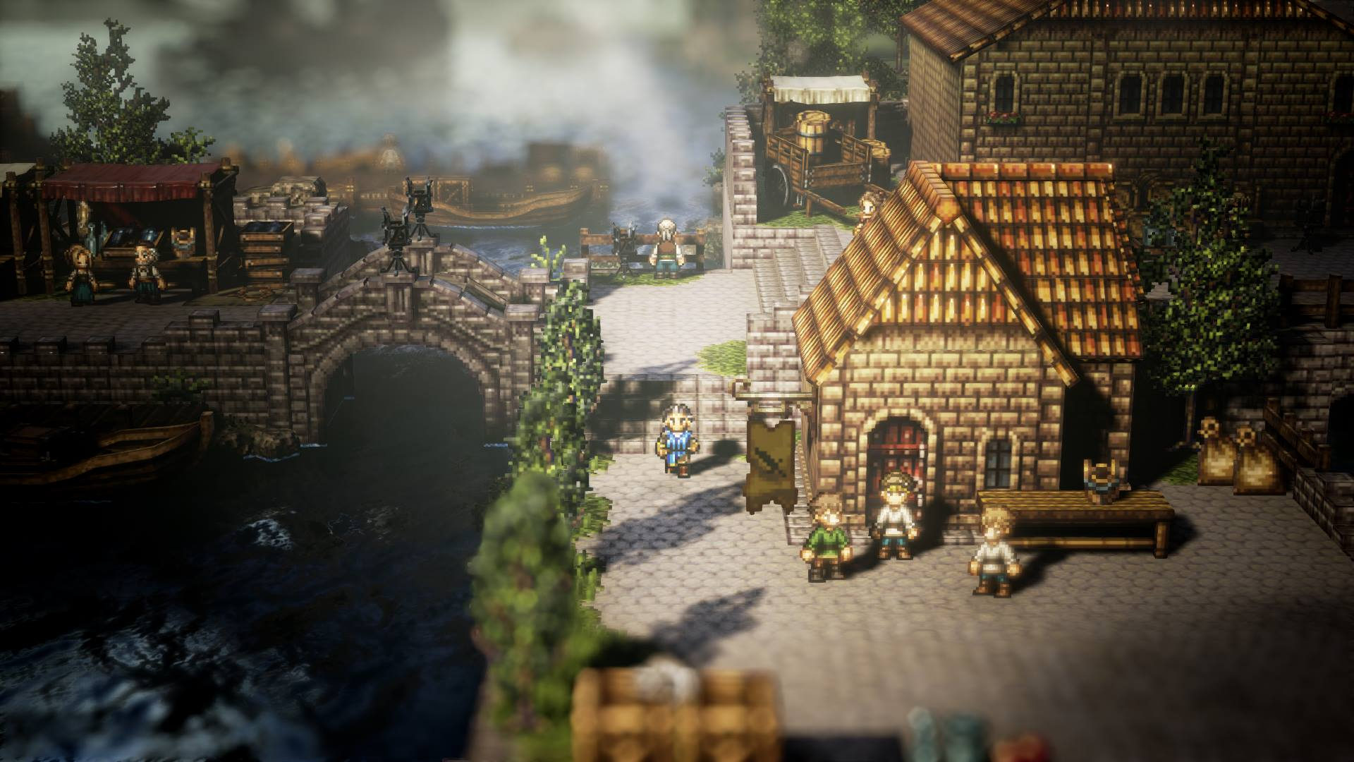 octopath traveler nintendo switch dlc
