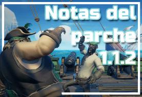 El parche 1.1.2 de Sea of Thieves añade nuevo evento, cosméticos y más