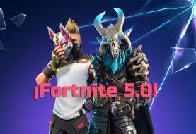 ¡Ya está aquí Fortnite 5.0!