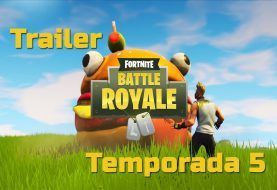 Anunciado el trailer de la temporada 5 de Fortnite