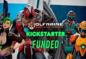 HOLFRAINE: Black Eyes Troopers alcanza su meta en kickstarter