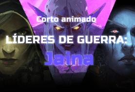 Blizzard lanza el primero de tres cortos animados: Jaina Valiente