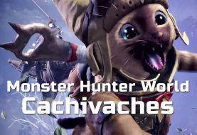 Monster Hunter World Cachivaches y dónde encontrarlos