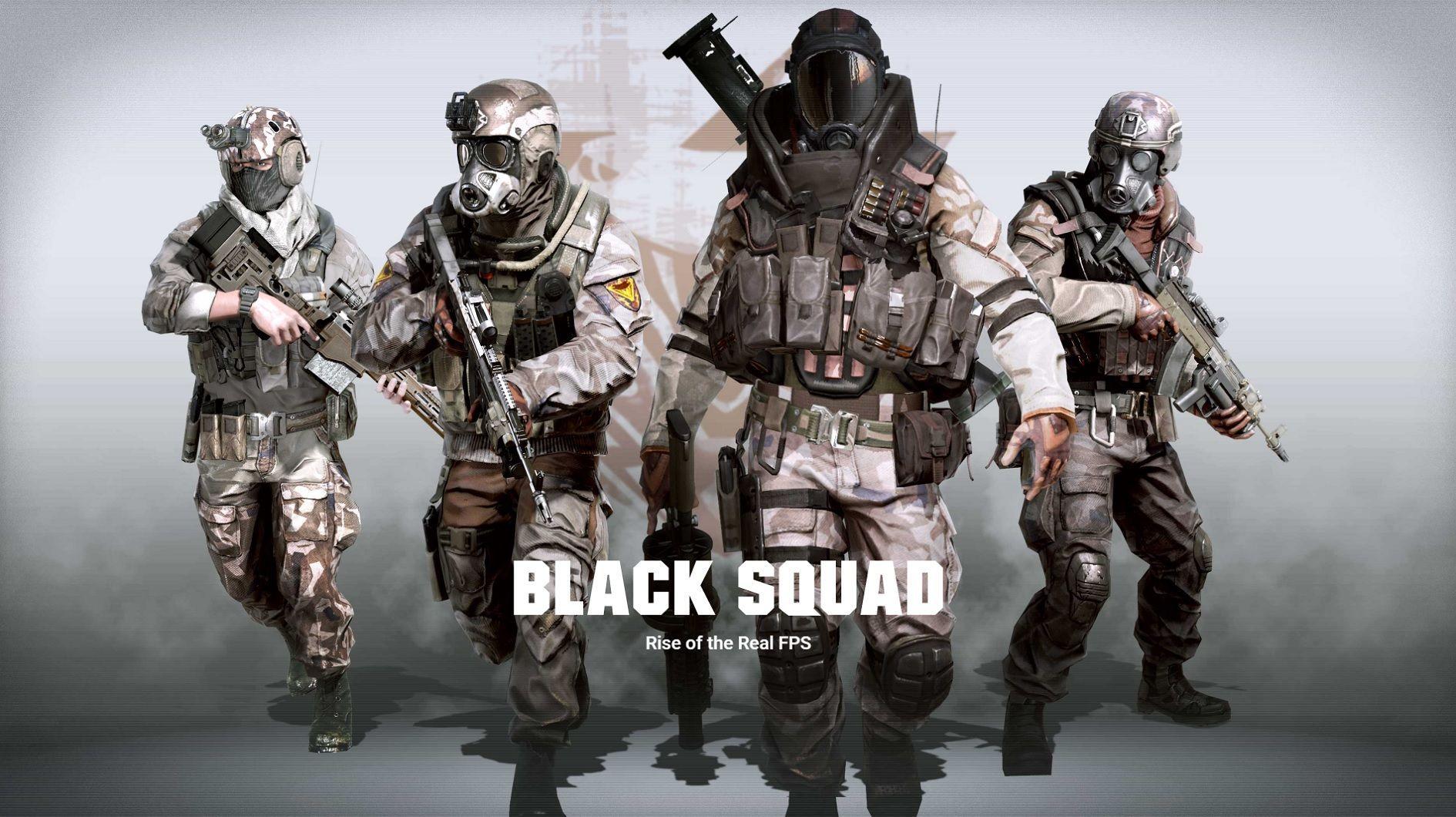 Kết quả hình ảnh cho black squad