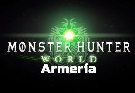 Monster Hunter World Armería