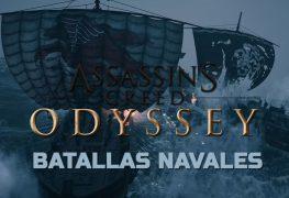 Assassin's Creed Odyssey y las Batallas Navales