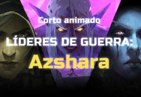 Blizzard lanza el último de los tres cortos animados: Azshara