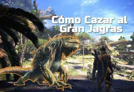 Cómo cazar un Gran Jagras en Monster Hunter World