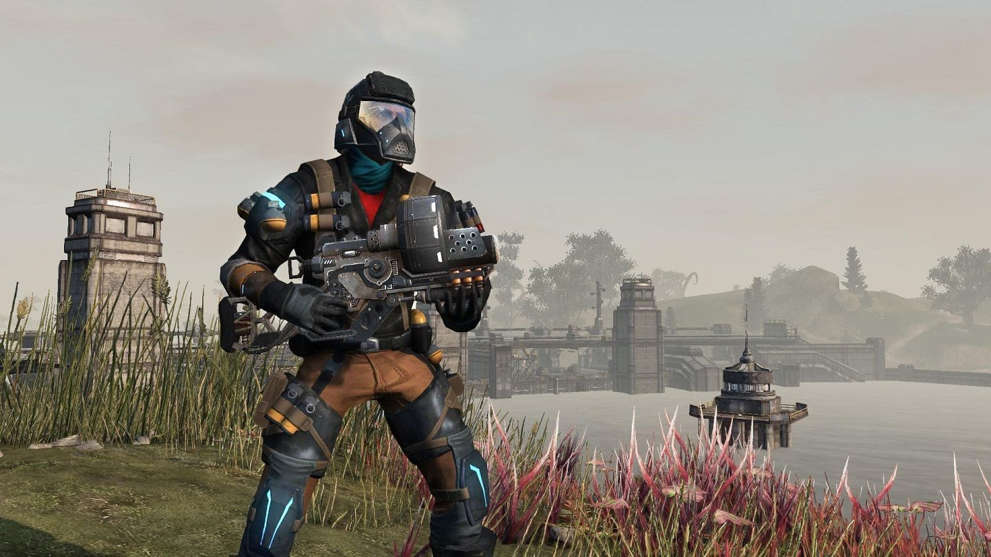 Demolitionist de Defiance 2050