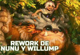 League of Legends y el Rework a Nunu y Willump