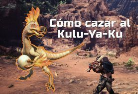 Cómo cazar al Kulu-Ya-Ku en Monster Hunter World