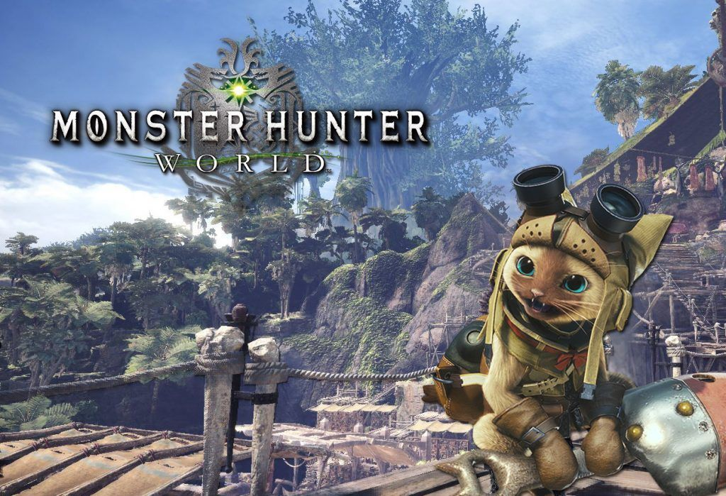 Monster Hunter World Xbox One y PS4