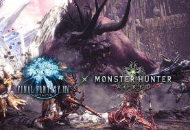 Monster Hunter World y su nueva actualizacion en colaboración con Final Fantasy XIV