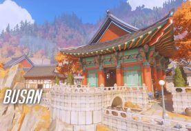 Overwatch nos muestra su nuevo mapa, Busan