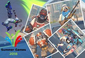 Overwatch revela 4 nuevas skins de su próximo evento de verano (actualizado)