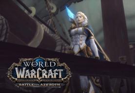 Battle for Azeroth: Los rescoldos de la guerra y el asedio de Lordaeron