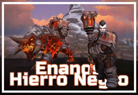 Guía World of Warcraft: Cómo desbloquear a los Enanos Hierro Negro