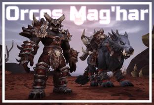 Guía World of Warcraft: Cómo desbloquear a los Orcos Mag'har