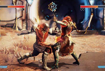 Disponible FRAME FIGHTER el nuevo modo de juego de Warframe