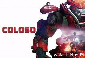 Anthem: conoce la Alabarda Coloso