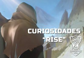 Curiosidades de RISE el nuevo vídeo de League of Legends
