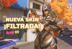 Skin filtrada de Overwatch