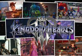 Kingdom Hearts III se deja ver en nuevos gameplays