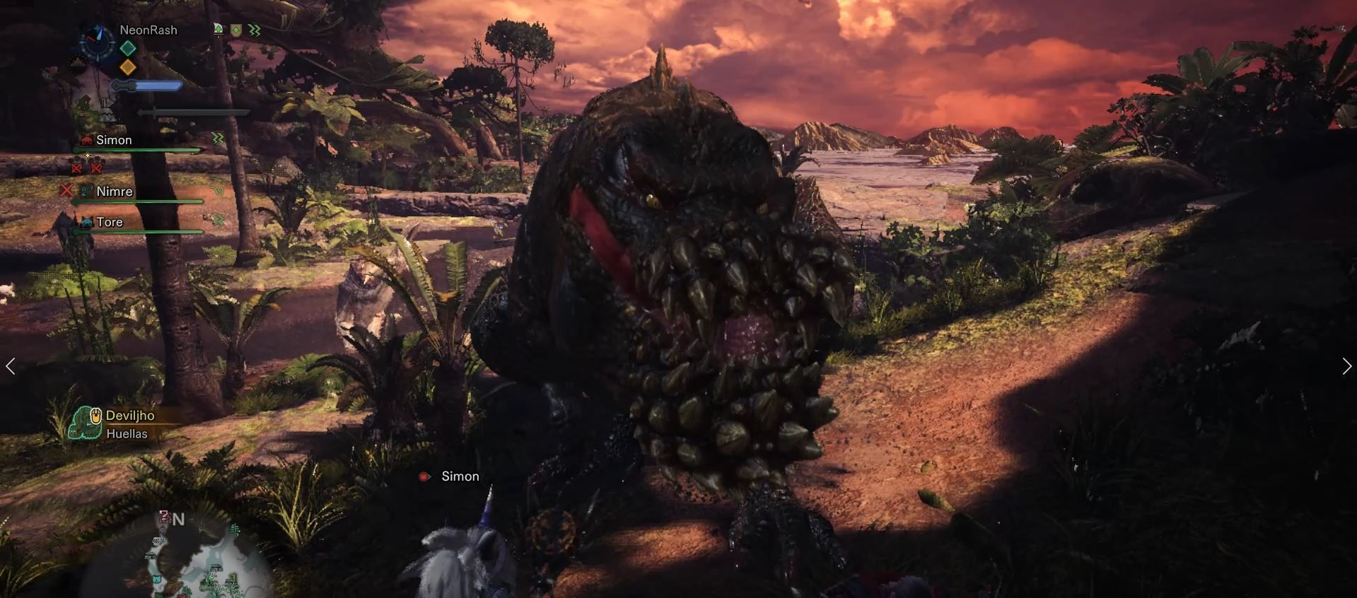 Monster Hunter World Deviljho img 1.1