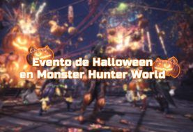 Monster Hunter World y su próximo evento de Halloween