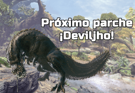 Deviljho será incorporado en el próximo parche de Monster Hunter World en PC