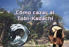 Cómo cazar al Tobi-Kadachi en Monster Hunter World