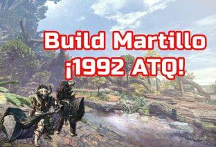 Monster Hunter World, build para martillo