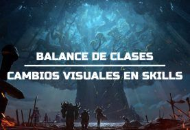 Balance de clases y cambios visuales en Battle for Azeroth