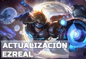 Actualización de Ezreal en League of Legends